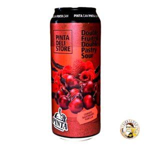 Browar Pinta Deli Store #6: Cherry, Raspberry, Vanilla Pastry Sour Ale 50 cl. (Lattina)