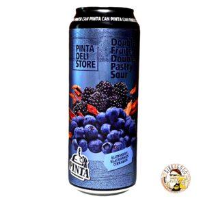 Browar Pinta Deli Store #7: Blueberry, Blackberry, Cinnamon Pastry Sour Ale 50 cl. (Lattina)