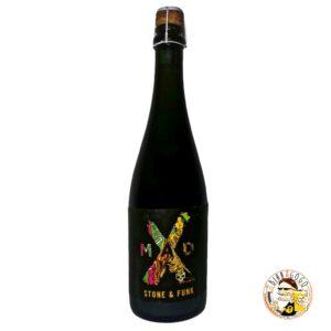 MadX Stone & Funk Farmhouse Ale with Apricot, Peach and Vanilla 75 cl. (Bottiglia)