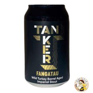 Tanker Black Pearl Series Fangatau Wild Turkey Barrel Aged Imperial Stout 33 cl. (Lattina)