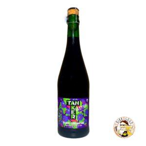 Tanker Black Currantine Barrel Aged American Wild Ale 75 cl. (Bottiglia) (Coll. Bakunin Brewing Co.)