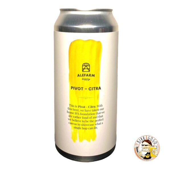Alefarm Brewing Pivot Citra IPA 44 cl. (Lattina)