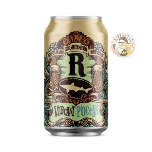 Rodenbach Vibrant P'Ocean Sour Ale (Vintage 2020) 35,5 cl. (Lattina) (Coll. Dogfish Head)