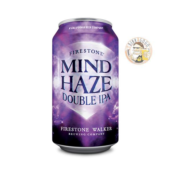 Firestone Walker Brewing Company Double Mind Haze DIPA 35,5 cl. (Lattina)