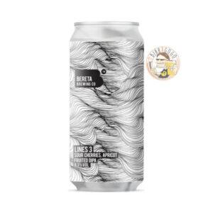 Bereta Brewing Co. Lines 3 Sour DIPA 44 cl. (Lattina)