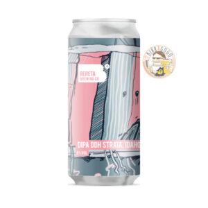 Bereta Brewing Co. DIPA DDH Strata, Idaho 7 44 cl. (Lattina)