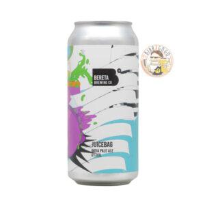 Bereta Brewing Co. Juicebag NEIPA 44 cl. (Lattina)