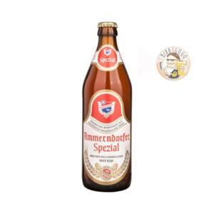 Dorn Bräu Privatbrauerei Ammerndorfer Spezial 50 cl. (Bottiglia)