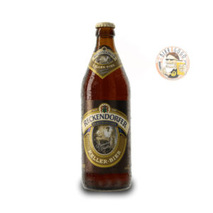 Schlossbrauerei Reckendorf - Reckendorfer KellerBier 50 cl. (Bottiglia)