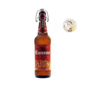 Brauerei Kanone Hell 50 cl. (Bottiglia)