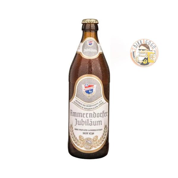Dorn Bräu Privatbrauerei Ammerndorfer JubiläumsTrunk 50 cl. (Bottiglia)