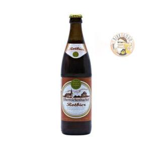 Brauereigasthof Geyer Oberreichenbacher Rotbier 50 cl. (Bottiglia)