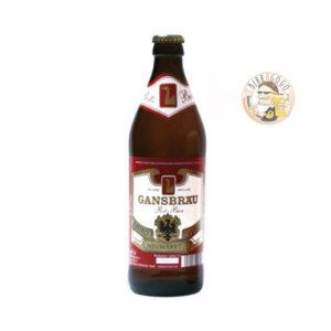 Gansbräu Rot Bier Anno 1160 Neumarkt 50 cl. (Bottiglia)