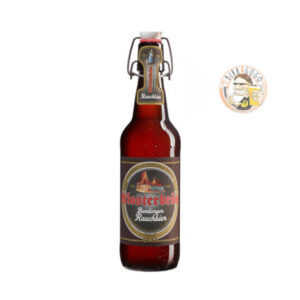 Klosterbräu Bamberg - Bamberger Rauchbier 50 cl. (Bottiglia)